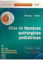 ATLAS DE TECNICAS QUIRURGICAS PEDIATRICAS + EXPERT CONSULT