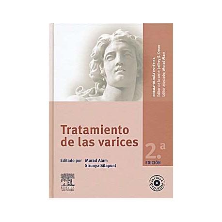 TRATAMIENTO DE LAS VARICES + DVD (DERMATOLOGIA ESTETICA)