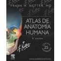 NETTER ATLAS DE ANATOMIA HUMANA + STUDENT CONSULT