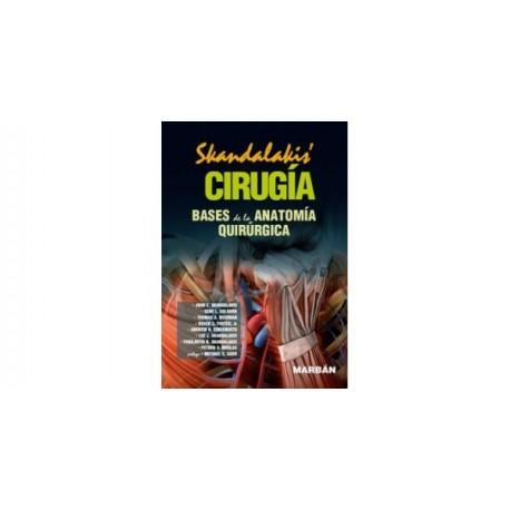 CIRUGIA BASES DE LA ANATOMIA QUIRURGICA PREMIUM (FLEXILIBRO)
