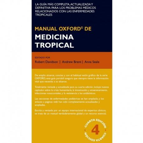 MANUAL OXFORD DE MEDICINA TROPICAL