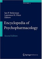 ENCYCLOPEDIA OF PSYCHOPHARMACOLOGY