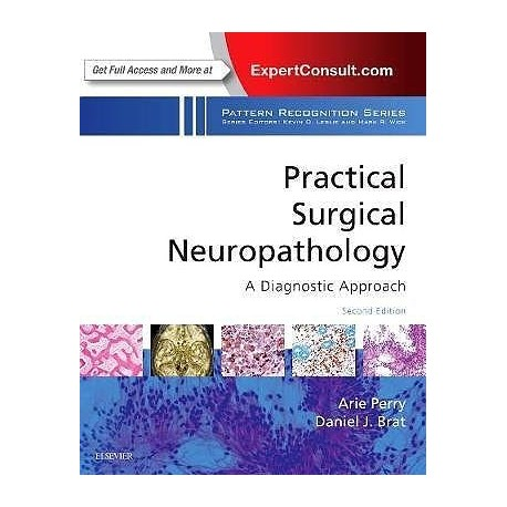 PRACTICAL SURGICAL NEUROPATHOLOGY. A DIAGNOSTIC APPROACH (PATTERN RECOGNITION SERIES)