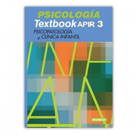 PSICOLOGIA TEXTBOOK APIR 3 PSICOPATOLOGIA Y CLINICA INFANTIL