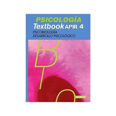 PSICOLOGIA TEXTBOOK APIR 4 PSICOBIOLOGIA, DESARROLLO PSICOLOGICO
