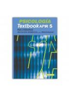 PSICOLOGIA TEXTBOOK APIR 5 PSICOTERAPIAS, PSICOLOGIA DIFERENCIAL Y DE LA PERSONALIDAD