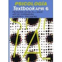 PSICOLOGIA TEXTBOOK APIR 6 PSICOLOGIA SOCIAL, PICOLOGIA DE LA SALUD, METODO EXPERIMENTAL, ESTADISTICA, PSICOMETRIA