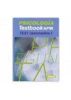 PSICOLOGIA TEXTBOOK APIR TEST RAZONADOS I