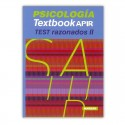 PSICOLOGIA TEXTBOOK APIR TEST RAZONADOS II