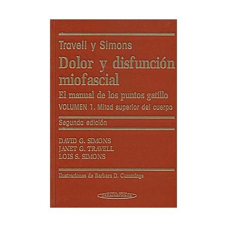 COLECCION TRAVELL Y SIMONS DOLOR Y DISFUNCION MIOFASCIAL (2 VOLS.)