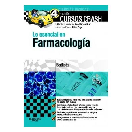 LO ESENCIAL EN FARMACOLOGIA + STUDENT CONSULT EN ESPAÑOL