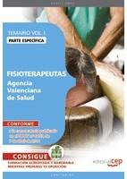 FISIOTERAPEUTAS A.V.S. PARTE ESPECIFICA VOL. 1