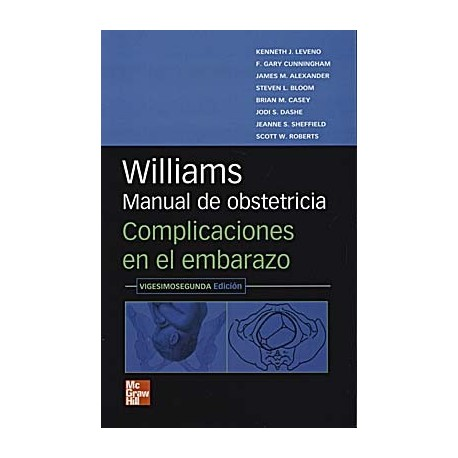 WILLIAMS MANUAL DE OBSTETRICIA