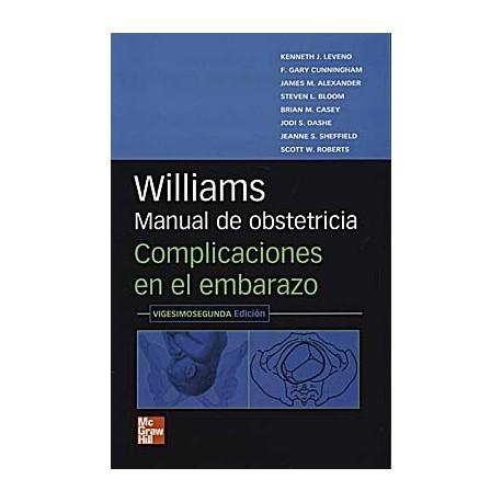 WILLIAMS MANUAL DE OBSTETRICIA