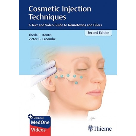 COSMETIC INJECTION TECHNIQUES. A TEXT AND VIDEO QUIDE TO NEUROTOXINS AND FILLERS