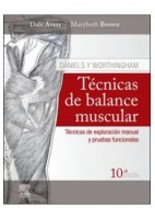DANIELS Y WORTHINGHAM. TECNICAS DE BALANCE MUSCULAR