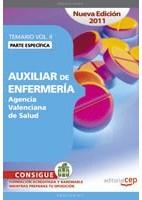 AUXILIAR DE ENFERMERIA A.V.S. TEMARIO ESPECIFICO VOL.2