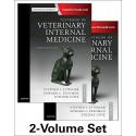 TEXTBOOK OF VETERINARY INTERNAL MEDICINE (PRINT AND ONLINE)