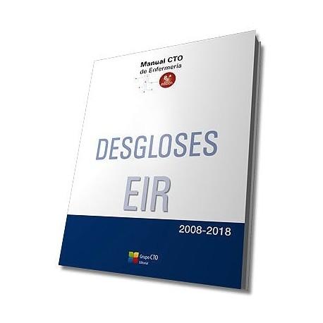 DESGLOSES EIR 2008-2018