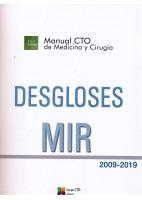 DESGLOSES MIR 2009-2019