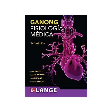GANONG. FISIOLOGIA MEDICA