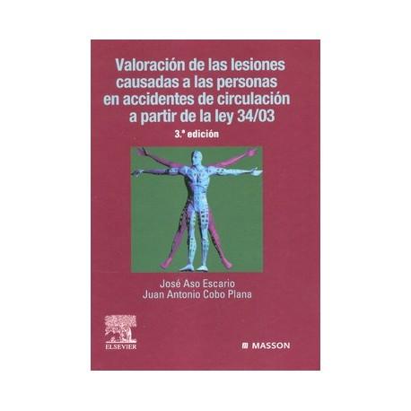 VALORACION DE LAS LESIONES CAUSADAS A LAS PERSONAS EN ACCIDENTES DE CIRCULACION