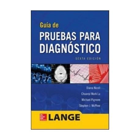 GUIA DE PRUEBAS DE DIAGNOSTICO