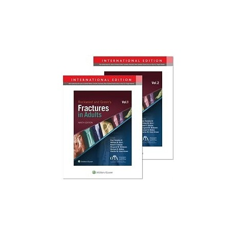 ROCKWOOD AND GREEN.S FRACTURES IN ADULTS AND CHILDREN PACKAGE (3 VOL.)