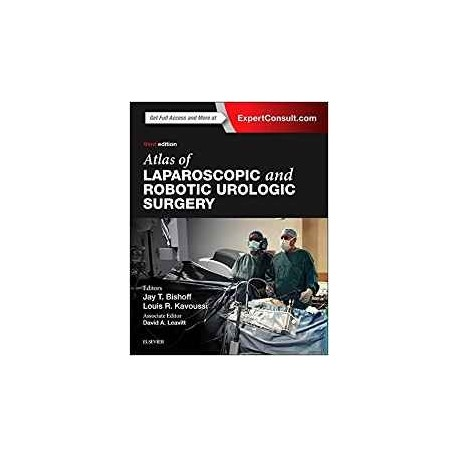 ATLAS OF LAPAROSCOPIC AND ROBOTIC UROLOGIC SURGERY (ONLINE AND PRINT)