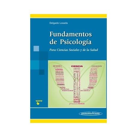 FUNDAMENTOS DE PSICOLOGIA. PARA CIENCIAS SOCIALES Y DE LA SALUD