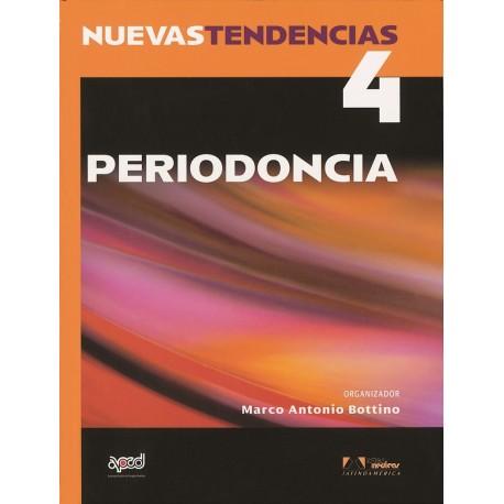 NUEVAS TENDENCIAS. VOLUMEN 4. PERIODONCIA