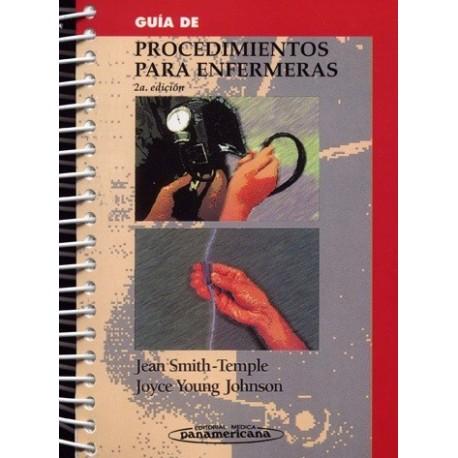 GUIA DE PROCEDIMIENTOS PARA ENFERMERAS