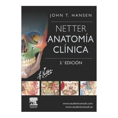 NETTER ANATOMIA CLINICA