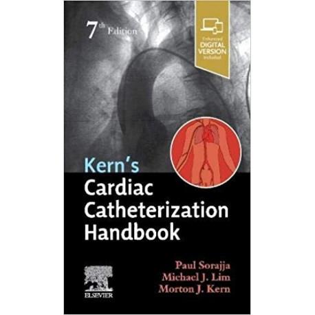 KERN'S CARDIAC CATHETERIZATION HANDBOOK (ENHANCED EBOOK VERSION INCLUDED)