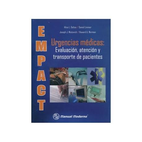 EMPACT, URGENCIAS MEDICAS: EVALUACION, ATENCION Y TRANSPORTE DE PACIENTES