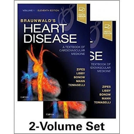 BRAUNWALD.S HEART DISEASE. A TEXTBOOK OF CARDIOVASCULAR MEDICINE (2 VOL) (ONLINE AND PRINT)