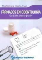 FARMACOS EN ODONTOLOGIA. GUIA DE PRESCRIPCION