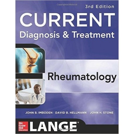 CURRENT DIAGNOSIS & TREATMENT RHEUMATOLOGY