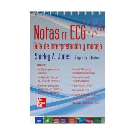 NOTAS DE ECG