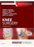 KNEE SURGERY. OPERATIVE TECHNIQUES (ONLINE AND PRINT)