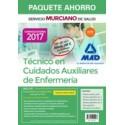 PAQUETE AHORRO TECNICO EN CUIDADOS AUXILIARES DE ENFERMERÍA DEL SERVICIO MURCIANO DE SALUD