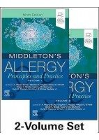 MIDDLETON.S ALLERGY. PRINCIPLES AND PRACTICE (2 VOL.) PRINT AND ON-LINE