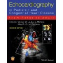 ECHOCARDIOGRAPHY IN PEDIATRIC AND CONGENITAL HEART DISEASE. FROM FETUS TO ADULT