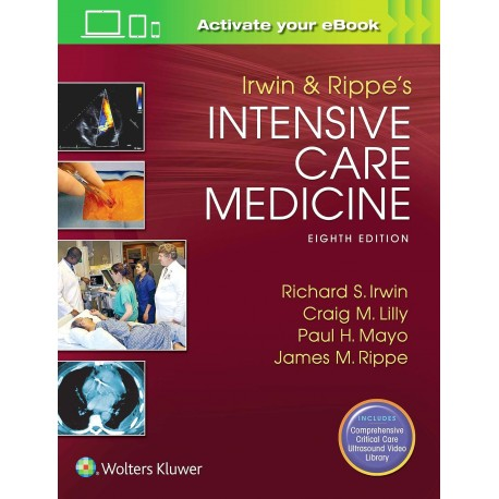 IRWIN AND RIPPE.S INTENSIVE CARE MEDICINE (ONLINE AND PRINT)