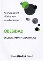 OBESIDAD. ENCRUCIJADAS Y ABORDAJES