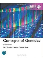 CONCEPTS OF GENETICS (GLOBAL EDITION