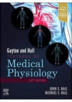 GUYTON AND HALL TEXTBOOK OF MEDICAL PHYSIOLOGY (ENHANCED DIGITAL VERSION INCLUDED)